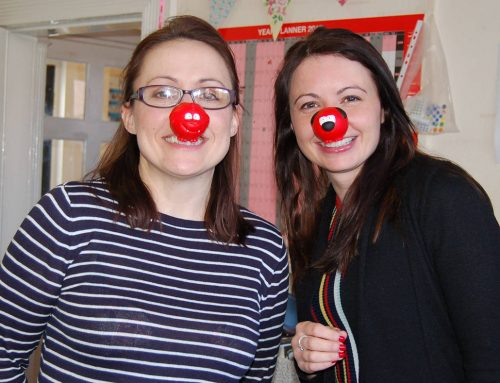 Red Nose Day Fun at Beeston Shenton Solicitors