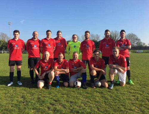 Charity Football Match Raises Funds To Support Vulnerable Children