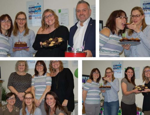 Beeston Shenton Raise £100 for Macmillan Cancer Support