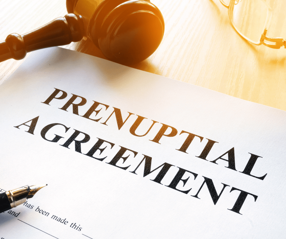 Thinking about a prenup? Prenuptial agreement, marriage, divorce