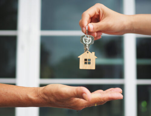 What is the conveyancing process?