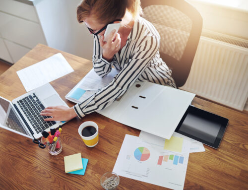 How do I legally become self-employed?